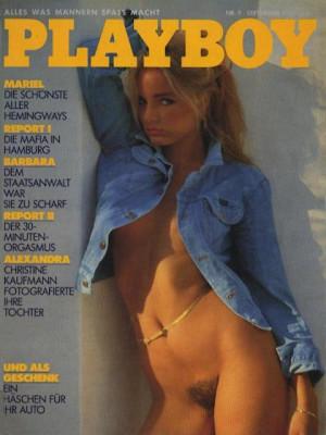 Playboy Germany - Sep 1982