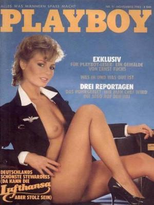 Playboy Germany - Nov 1982