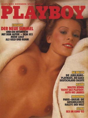 Playboy Germany - January 1983