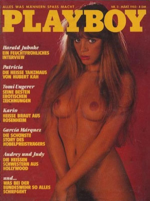 Playboy Germany - March 1983