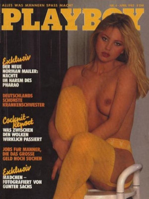 Playboy Germany - April 1983