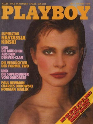 Playboy Germany - May 1983