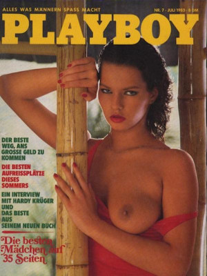 Playboy Germany - July 1983