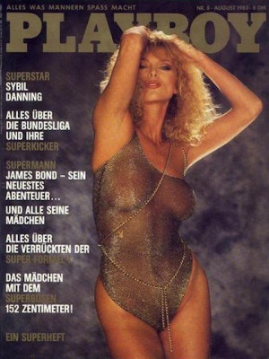 Playboy Germany - August 1983