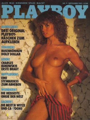 Playboy Germany - Sep 1983