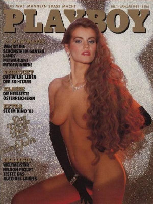Playboy Germany - January 1984