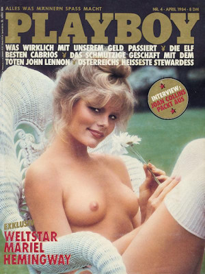 Playboy Germany - April 1984