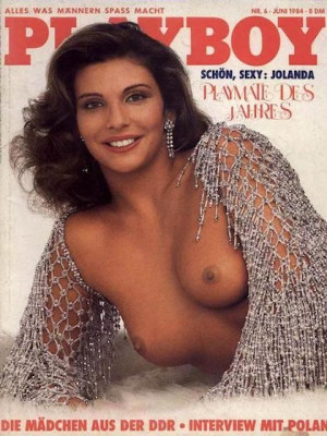 Playboy Germany - June 1984
