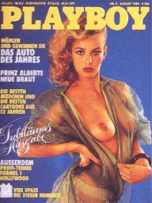 Playboy Germany - August 1984
