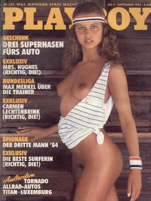 Playboy Germany - Sep 1984