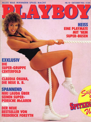 Playboy Germany - October 1984