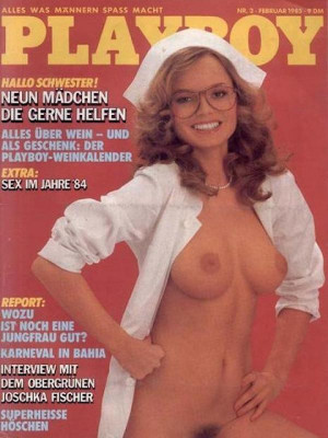 Playboy Germany - Feb 1985