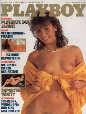 Playboy Germany - June 1985