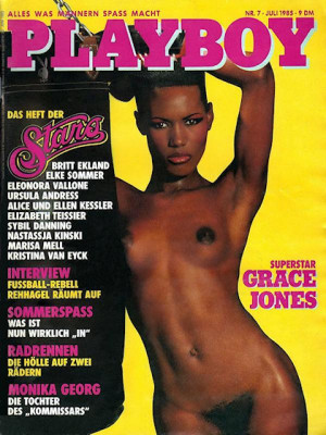 Playboy Germany - July 1985