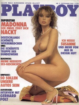 Playboy Germany - Sep 1985