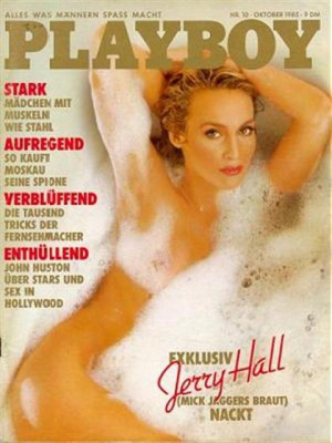 Playboy Germany - October 1985