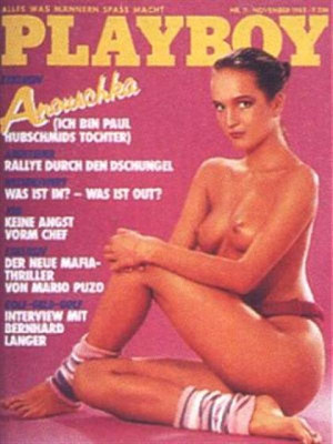 Playboy Germany - Nov 1985