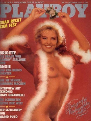 Playboy Germany - Dec 1985