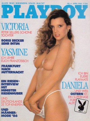 Playboy Germany - April 1986