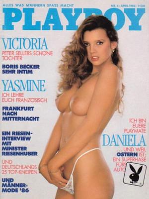 Playboy Germany - April 1986