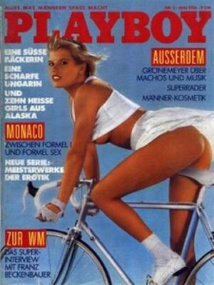 Playboy Germany - May 1986