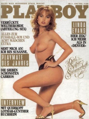 Playboy Germany - June 1986