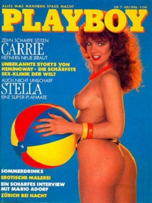 Playboy Germany - July 1986