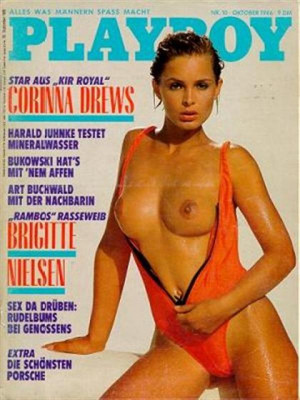Playboy Germany - October 1986