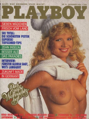 Playboy Germany - Dec 1986