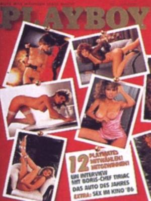 Playboy Germany - January 1987