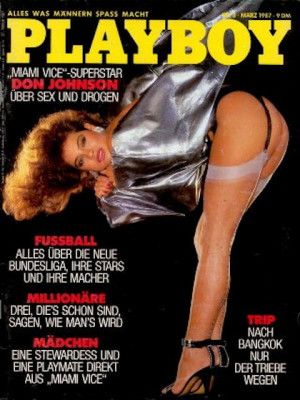 Playboy Germany - March 1987