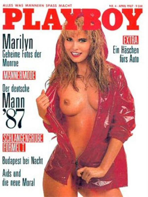 Playboy Germany - April 1987