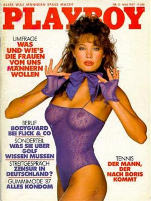 Playboy Germany - May 1987