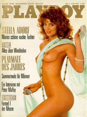 Playboy Germany - June 1987