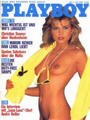 Playboy Germany - July 1987