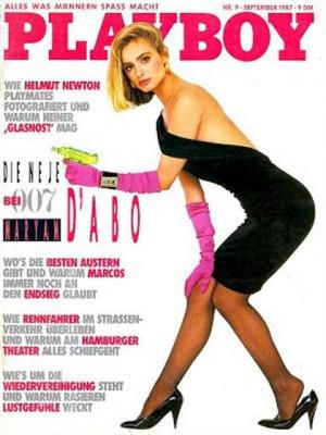Playboy Germany - Sep 1987