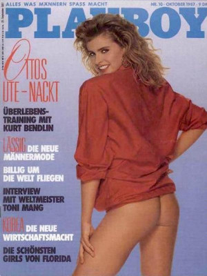 Playboy Germany - October 1987