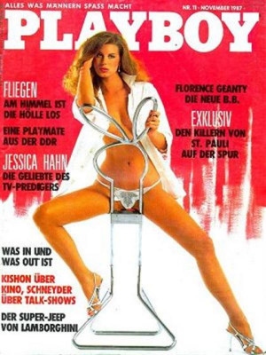 Playboy Germany - Nov 1987