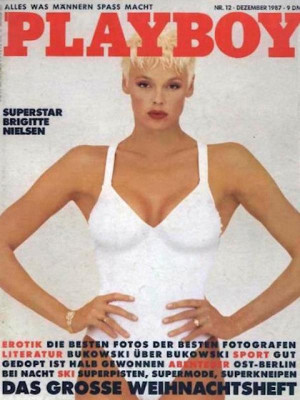 Playboy Germany - Dec 1987