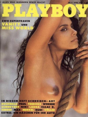 Playboy Germany - April 1988