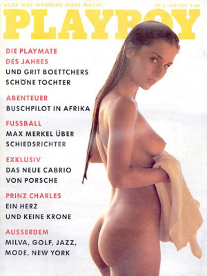 Playboy Germany - June 1988