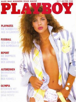 Playboy Germany - July 1988
