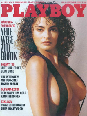 Playboy Germany - Sep 1988