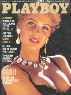 Playboy Germany - Dec 1988