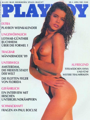 Playboy Germany - April 1989
