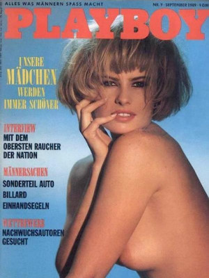 Playboy Germany - Sep 1989