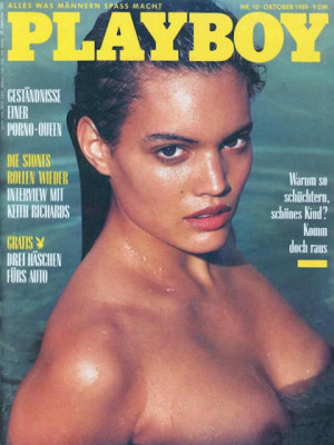 Playboy Germany - October 1989