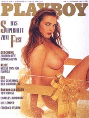 Playboy Germany - Dec 1989