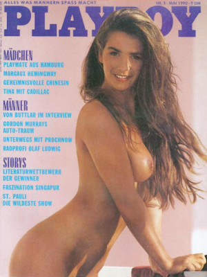Playboy Germany - May 1990