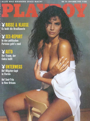 Playboy Germany - October 1990